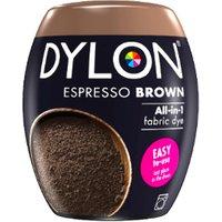 'Dylon All-in-1 Machine Dye Pod - Espresso Brown