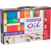 Daler-Rowney Graduate Oil Box Easel Set