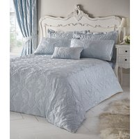 Armitage Duvet Cover and Pillowcase Set - Sky Blue / Single
