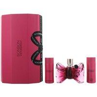 Viktor and Rolf Bon Bon Eau de Parfum Womens Perfume Spray Gift Set 50ml  - Pink