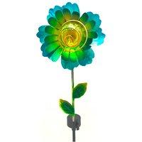 Solar Flower Stake Light