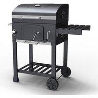 HEATSURE Portable Charcoal BBQ Grill  - Grey