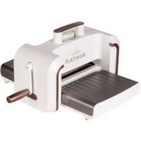 Spellbinders Platinum Die Cutting and Embossing Machine - White