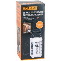 'Saber 5l Multi-purpose Pressure Washer
