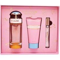 Prada Candy Sugar Pop Eau de Parfum Womens Perfume Gift Set - Pink