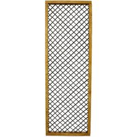 Framed Willow Trellis 183X61cm-Pk X5hd - 5
