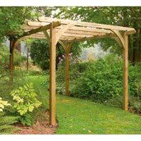 Forest Ultima Pergola Kit  - 2.7 x 2.7m