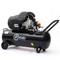 Portable 100L Litre Air Compressor 14.6CFM 3.5HP - Black