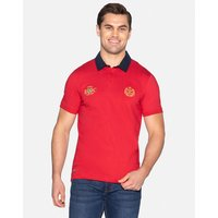 Red Wilkinson Cotton Rugby Shirt - Red / XL
