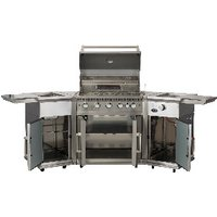 Bahama Island Gas Barbecue Grill