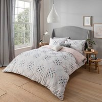 Sam Faiers Rae Duvet Cover and Pillowcase Set - Super King