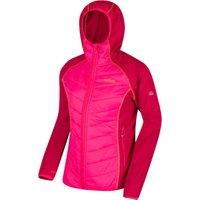 Regatta Womens Andreson Hybrid Jacket - Dark Cerise  / 16