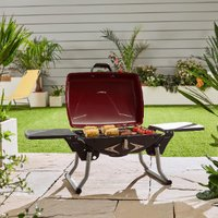 Albany Easy Fold Gas BBQ Grill