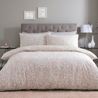 Watercolour Dreams 144 Thread Count Duvet Cover and Pillowcase Set - King