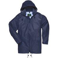 Rain Jacket Navy Blue - Navy Blue