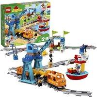 'Lego Duplo Cargo Train 10875 - Green
