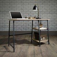 Industrial Style Bench Desk - Charter Oak