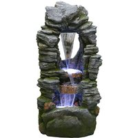 Ornate Rock Water Feature