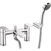 Deva Zonos Deck Mounted Bath Shower Mixer Tap