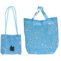 Fold Shopping Bag - Blue