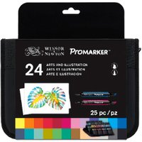 Winsor & Newton ProMarker Arts Zip Wallet