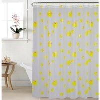 'Rubber Ducks Shower Curtain