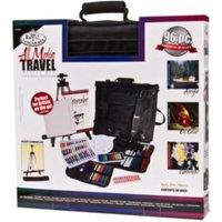 Royal and Langnickel All Media Artist Travel Set