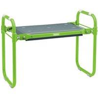 Draper Folding Gardening Seat Or Kneeler - Green