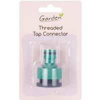 Garden Threaded Tap Connector