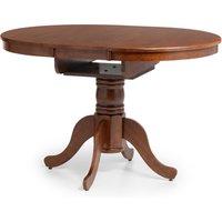 Canterbury Round Table - Mahogany