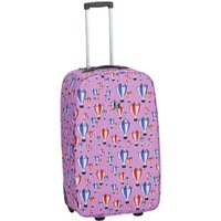 Image of Eva Balloon Trolley Case - Lilac / Large