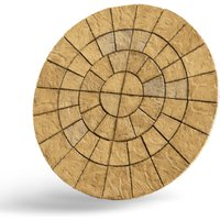 Cathedral Circle Paving Kit  - Barley