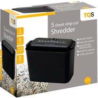 5 Sheet Strip Cut Shredder