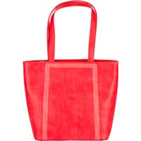 Ladies Lucy K Handbag Red - Red