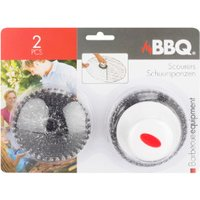 Barbecue Scouring Pad Two Pack