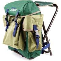 Image of Matt Hayes Adventure Backpack Stool - Green