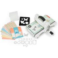 Sizzix Big Shot Starter Kit - White