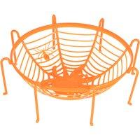 Halloween Web Basket