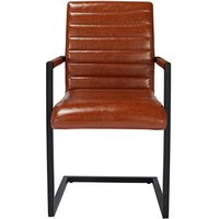 Montana Carver Dining Chairs (Set Of 2) - Brown