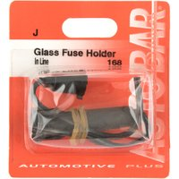 Image of In Line Glass Fuse Holder