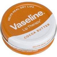 Image of Vaseline Lip Therapy Cocoa Butter
