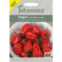 Pack of Bhut Jolokia Hot Pepper Seeds