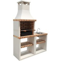 BBQ Nola Plus Side Stand With Sink and Tap