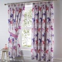 Divine Unicorn Curtains - 183cm
