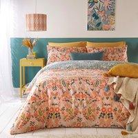 Floral Bloom Duvet Cover Set - Superking
