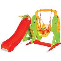 Pilsan Elephant Slide and Swing Set