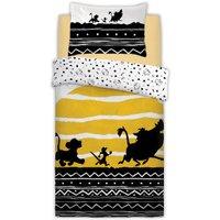 Lion King Tribal Duvet Cover and Pillowcase Set