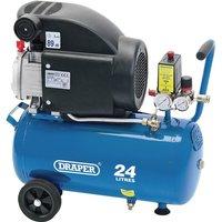 Draper 24L Air Compressor (1.5kW)