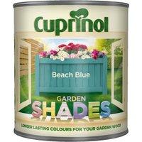 Cuprinol Garden Shades Paint - Beach Blue / 1l