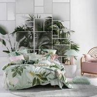 Contemporary Florals Duvet Cover Set - Superking / 260cm